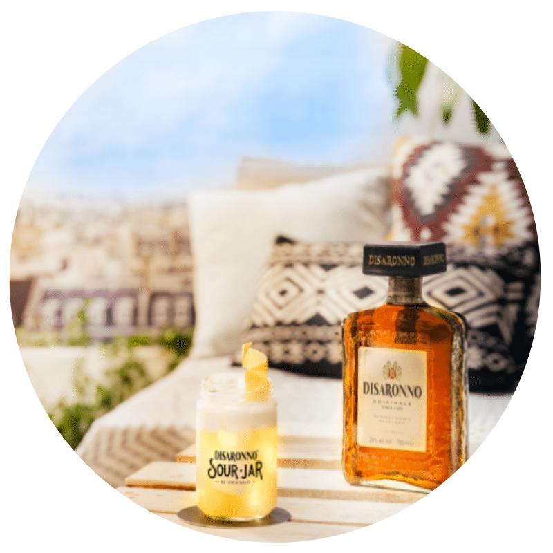 Disaronno Sour Les cocktails de votre été 2019