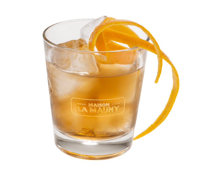 Honey Old Fashioned La Mauny