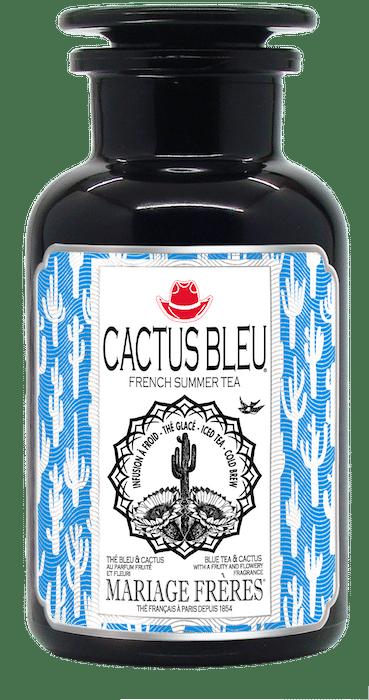 Cactus Bleu de Mariage Frères boissons fraîches anti canicule