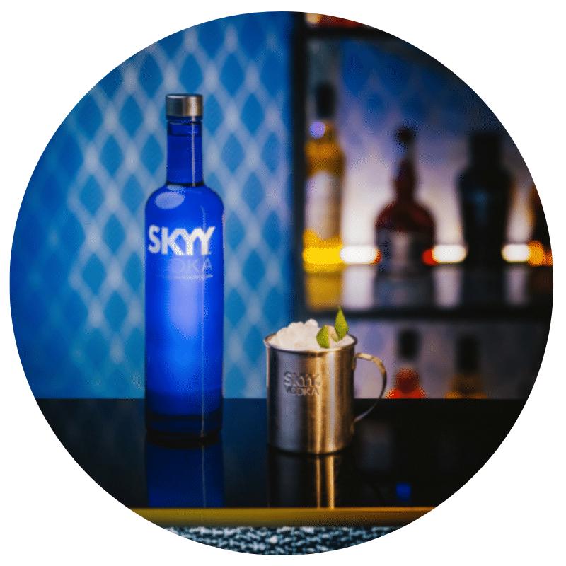 Skyy Mule Les cocktails de votre été 2019