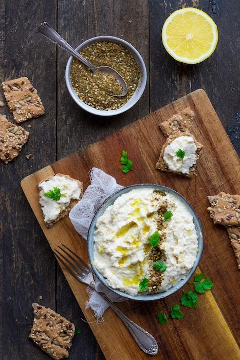 recette de Tartinade de haricots Tarbais
