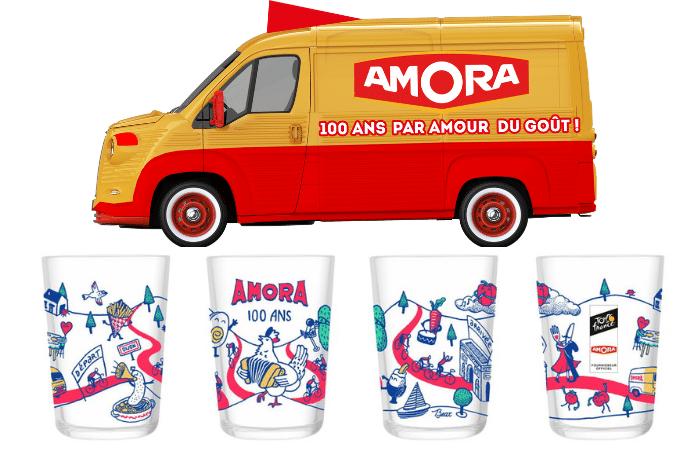 Amora Tour de France