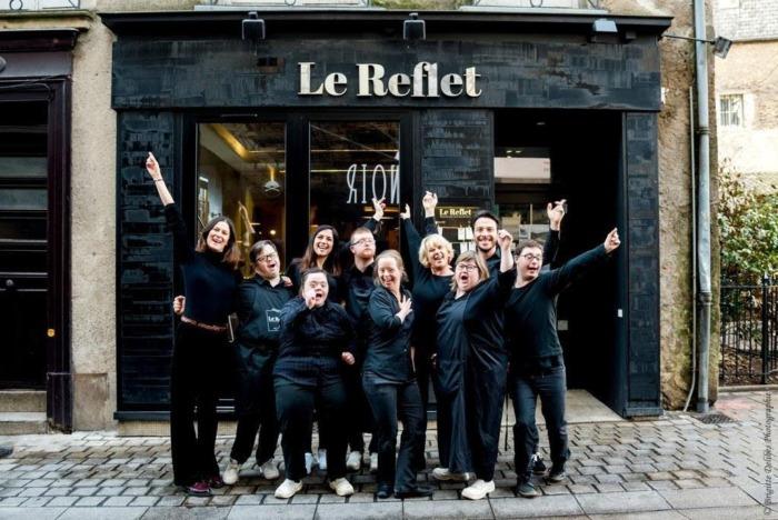 Campagne de crowdfunding Le Reflet