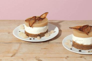 dessert au Brillat-Savarin