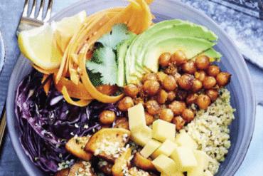 recette de Buddha Bowl à l'Appenzeller