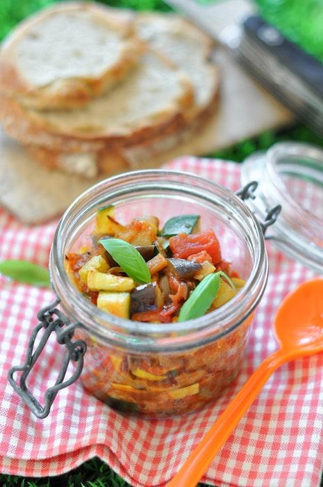 recette de Fondue de légumes au basilic