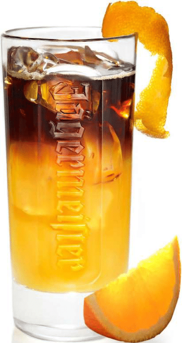 la tendance Jägermeister Fresh Orange