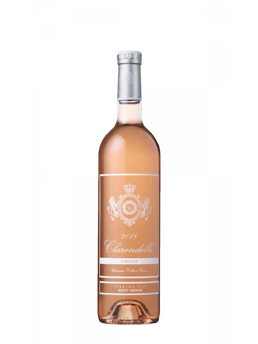 Clarendelle rosé 2018 inspiré par Haut Brion