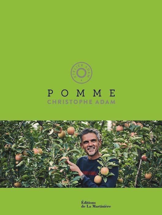 Livres de cuisine de la rentrée 2019 Pomme