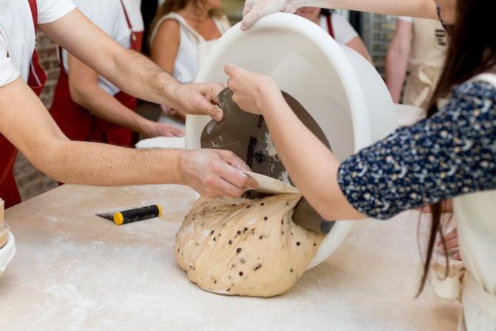 Atelier P1 pains à l'ancienne