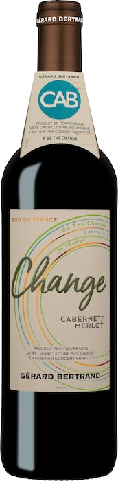 Change Merlot – Cabernet Sauvignon