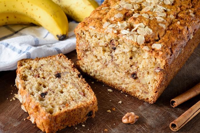 recette de Cake Santé