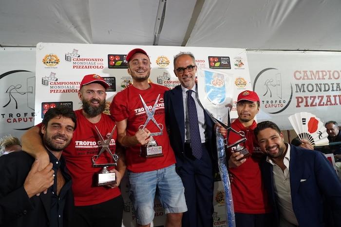 Giuseppe Cutraro Champion du monde de la pizza napolitaine contemporaine