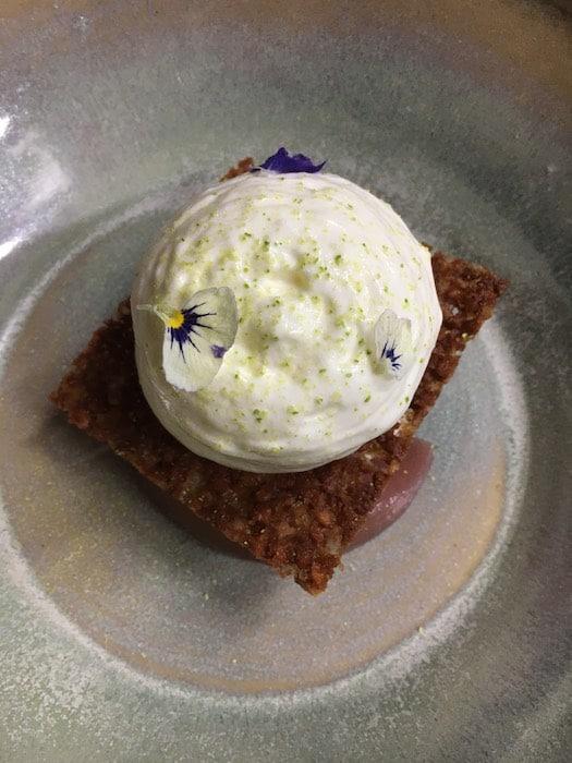 dessert Hugo Correia
