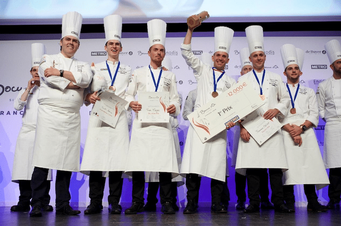 Le gagnant du Bocuse d'Or France 2019