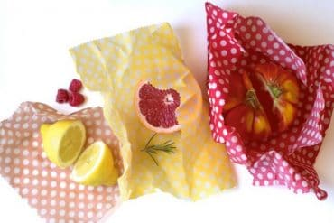 Feuilles d'emballage alimentaire Pebbly