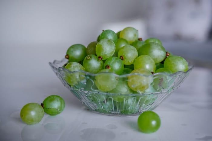 les vertus du raisin