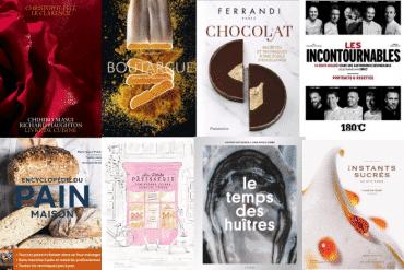 Livres de cuisine d'octobre 2019