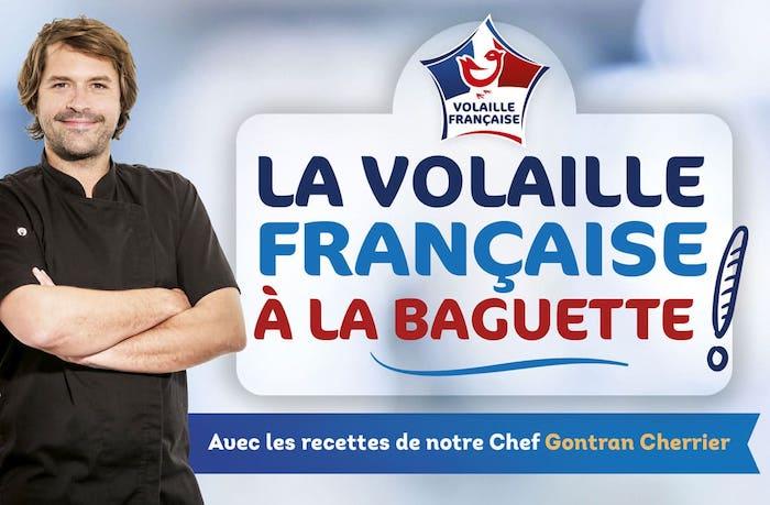 La Volaille Française à la Baguette