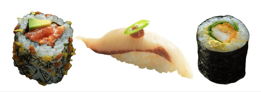 Sushi Shop septembre 2019