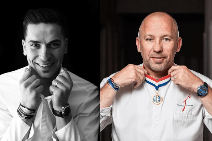 Ludovic Turac et Franck Putelat