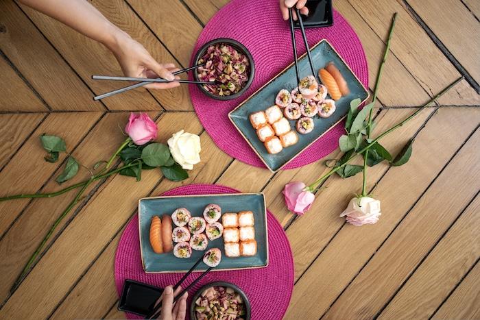 Côté Sushi Octobre rose
