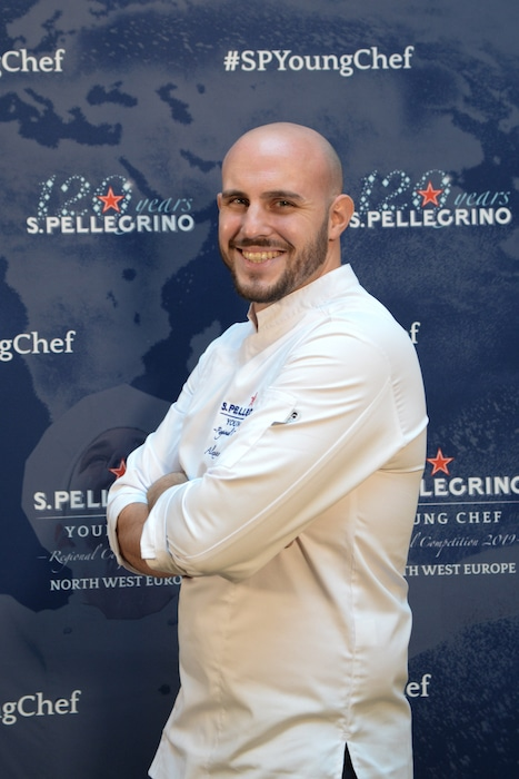 Alexandre Alves Pereira S.Pellegrino Young Chef Europe-Nord-Ouest 2019