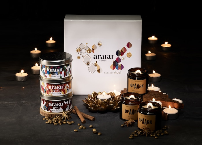 Coffret Diwali Araku Coffee
