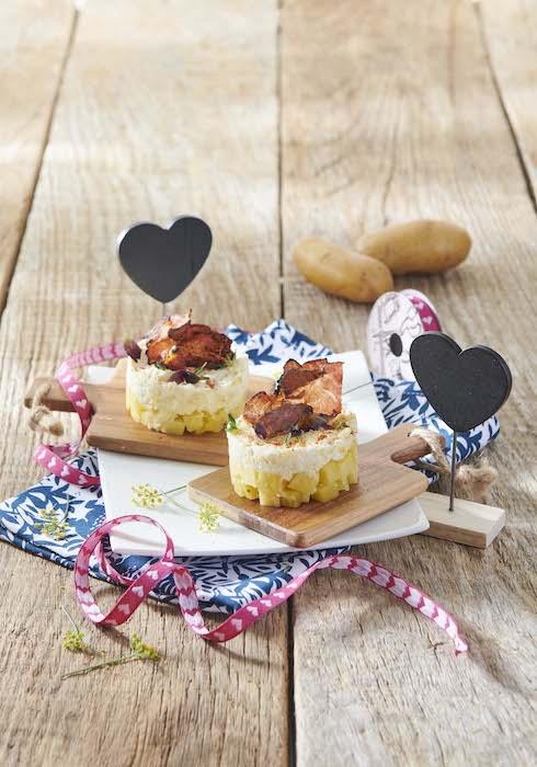 recette de Cheesecake de Pompadour