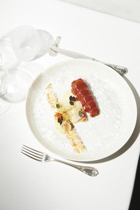 La haute gastronomie de Marcore