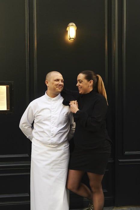 Marc Favier et Aurélie Alary