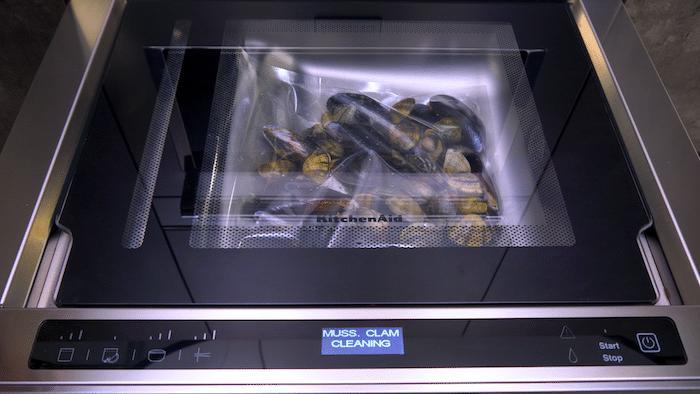 nouveau tiroir sous-vide KitchenAid