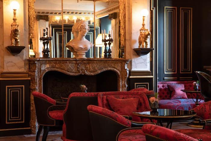 La Résreve Paris Meilleur Hôtel de Paris 2019