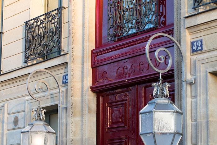 Meilleur Hôtel de Paris 2019