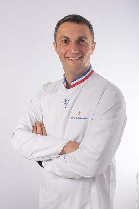 Luc Debove Chef Pâtissier Exécutif École Ducasse
