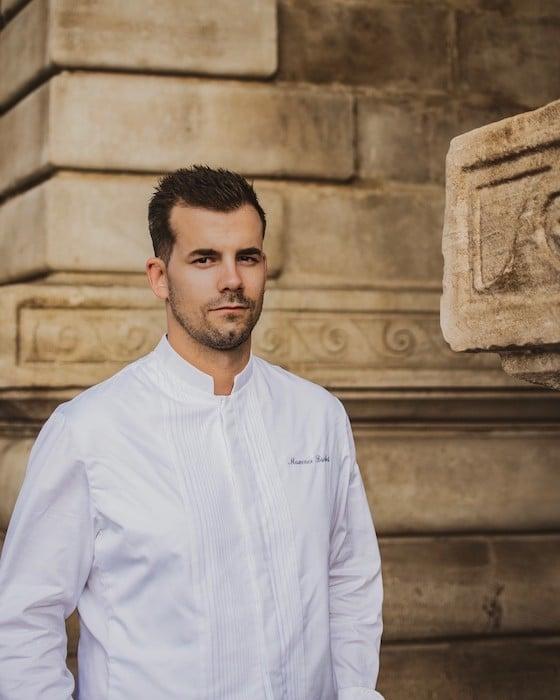 Maxence Barbot Chef Pâtissier Shangri-La