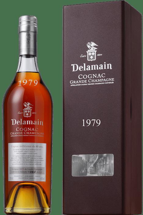 Cognac Delamain 1979