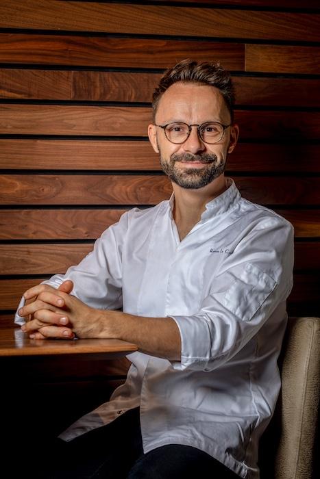 Romain Le Cordroch chef de Mumi