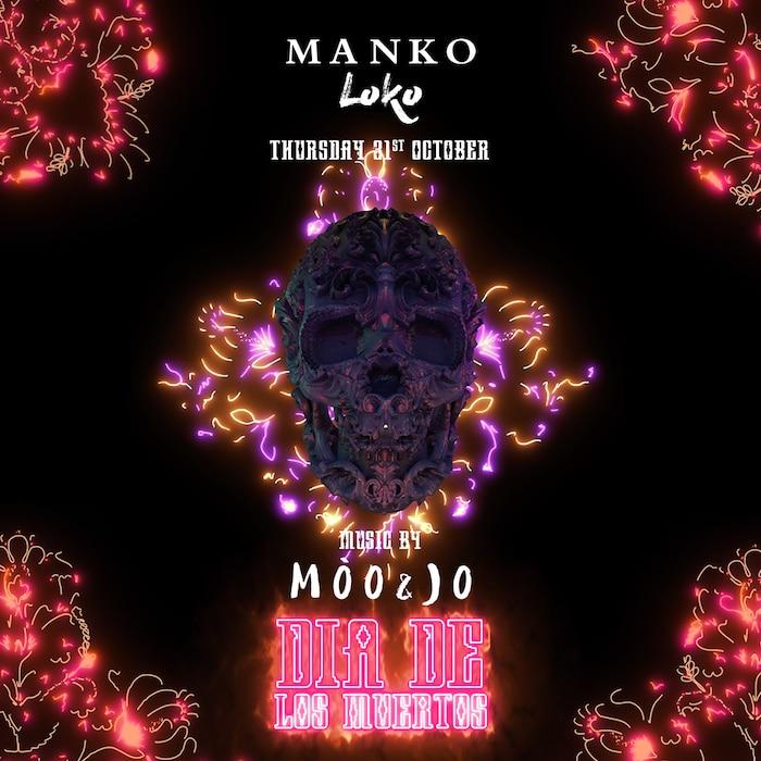 el dia de los muertos Manko