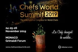 Chefs World Summit 2019