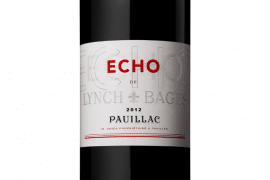 Echo de Lynch-Bages 2012