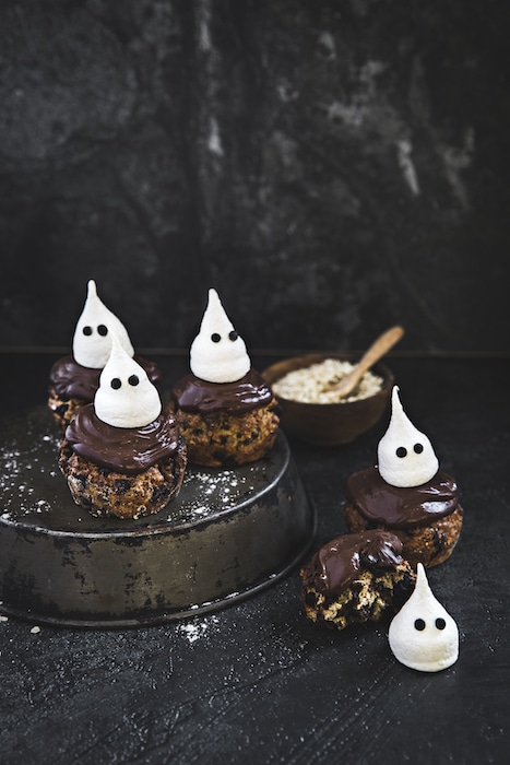 recette de Muffins aux flocons d'avoine