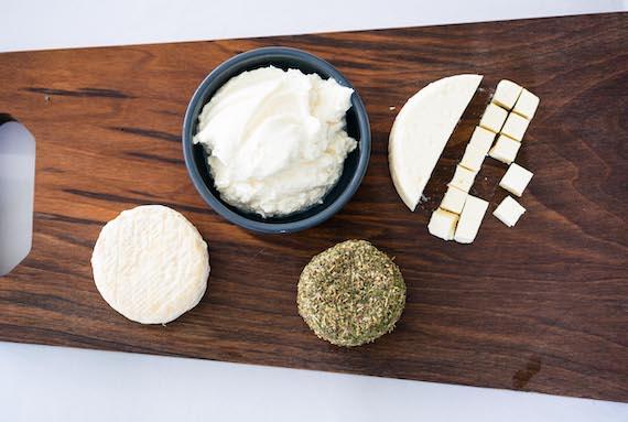Le kit fromage de Bernard Mure-Ravaud