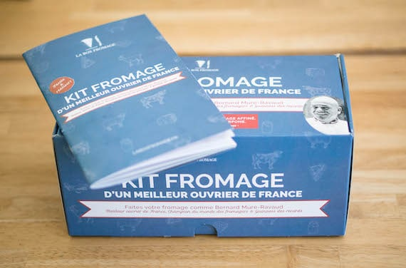 le kit fromage