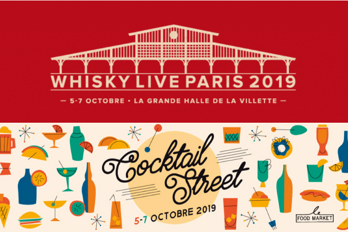 Whisky Live Les événements gastronomiques d'octobre 2019
