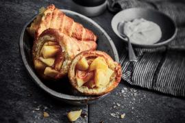 Briochettes aux pommes