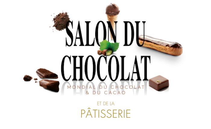 Le Salon du Chocolat les événements gastronomiques de novembre 2019