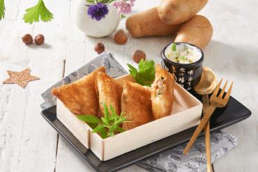 Samossas de pommes de terre