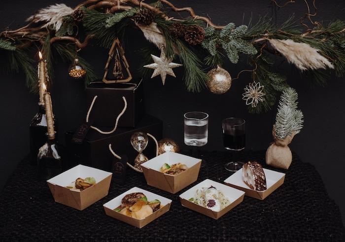 Pierre Augé cuisine votre menu de Noël
