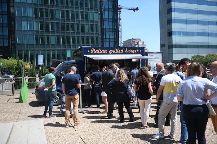 Les Food Trucks 2020 de La Défense